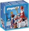 Playmobil Sinterklaas en Zwarte Piet - 4893