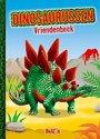 Dinos - vriendenboek: dinosaurussen