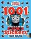Thomas & Friends 1001 Stickers Fun Book