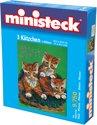 Ministeck: 3 Katten