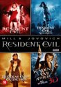 Resident Evil 1-4
