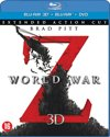 World War Z (3D Blu-ray)