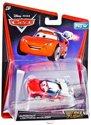 Cars Take Flight McQueen Astronaut - Auto - Rood
