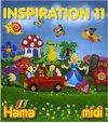 Hama Strijkkralen Voorbeeldenboekje 'Nummer 11'
