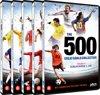 500 Great Goals (5-dvd bundel)