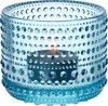 Iittala Kastehelmi  Sfeerlicht - H 6.4 cm - Lichtblauw