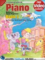 Piano Lessons for Kids - Book 1