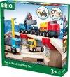 Brio Rail Trein Circuit/ Stenen Vervoer