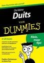 Voor Dummies - De kleine Duits voor Dummies