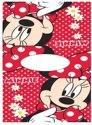 Disney Minnie Mouse - Badcape - Rood