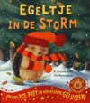 Winter - egeltje in de storm
