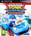 Sonic & All-Stars Racing Transformed - Limited Edition