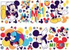 Mickey Clubhouse muur stickers