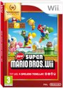 New Super Mario Bros. Wii - Nintendo Selects - Wii