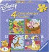 Walt Disney: Winnie, Knorretje, Teigetje, Konijn