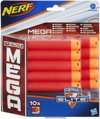 Nerf N-Strike Mega Refills 10 stuks - Pijltjes