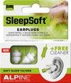 Alpine - SleepSoft 2015 - Slapen - Zacht materiaal - Oordoppen - 1 paar