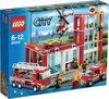 LEGO City Brandweerkazerne - 60004