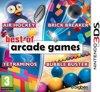 Best of Arcade Games  3DS