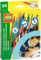 Ses Stiften uitwasbaar - 24 stuks kleur