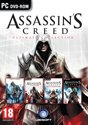 Assassin's Creed (Ultimate Collection) (AC 1 + 2 + Brotherhood + Revelations)  (DVD-Rom)