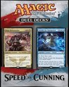 Magic the Gathering - Duel Deck - Speed vs Cunning