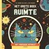 Ruimte - het grote boek van de ruimte met professor astrokat