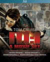 Mission: Impossible 1 t/m 4 (Blu-ray)