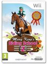 Mary King's, Riding School 2  Wii