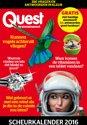 Scheurkalender 2016 Quest