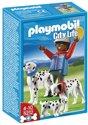 Playmobil Dalmatiër Familie - 5212