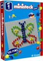 Ministeck Pins - 100 Delig