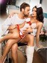 Baci Candy Verpleegster Set - One Size - Sekstuigje
