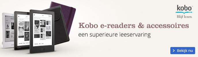 Kobo e-readers & accessoires