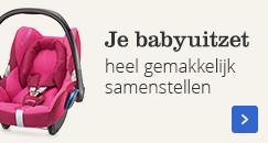 Stel je babyuitzet | heel gemakkelijk samen