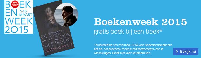 Boekenweek 2015 | ontvang een gratis boek bij een boek