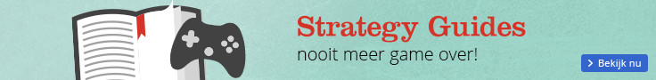 Strategy Guides | nooit meer game over!