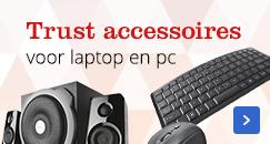 Trust accessoires voor laptop en pc