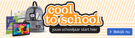 Cool to school, jouw schooljaar start hier