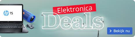 Elektronica Deals t/m maandag