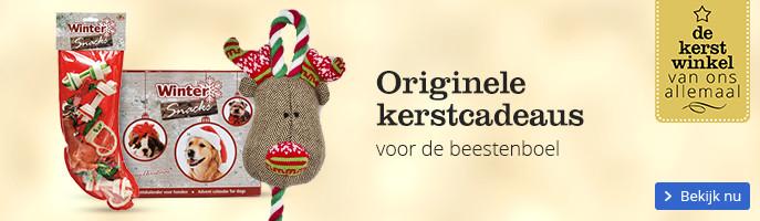 originele kerstcadeaus voor de beestenboel