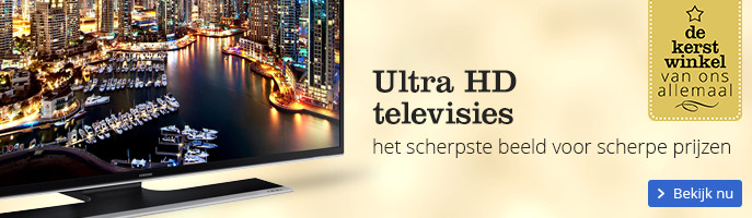Ultra HD televisies het scherpste beeld voor scherpe prijzen