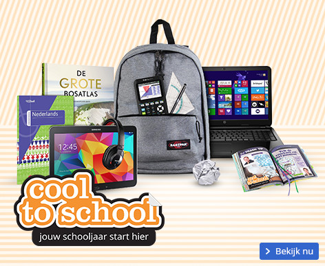 Cool to school jouw schooljaar start hier