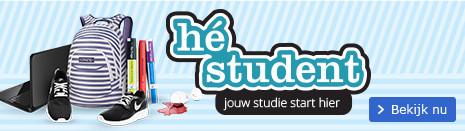 He student, jouw studie start hier