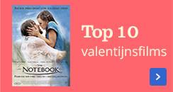 Top 10 valentijnsfilms