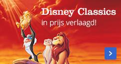 Disney Classics in prijs verlaagd!