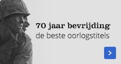 70 jaar bevrijding | de beste oorlogstitels