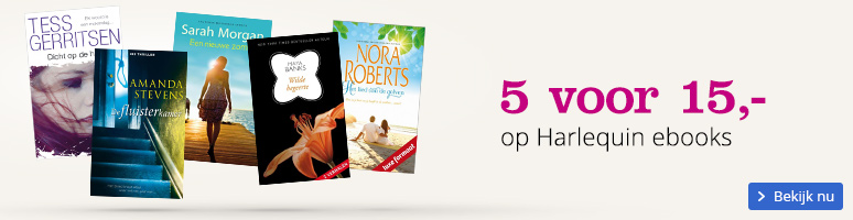 5 voor 15,- op Harlequin ebooks