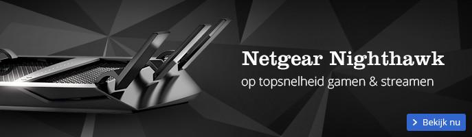 Netgear Nighthawk | op topsnelheid gamen & streamen