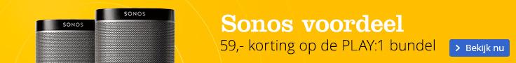 Sonos voordeel